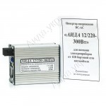 Инвертор АИДА 12/220-300Вт