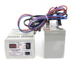 Зарядное АИДА-10si цифровой экран для гелевых АКБ